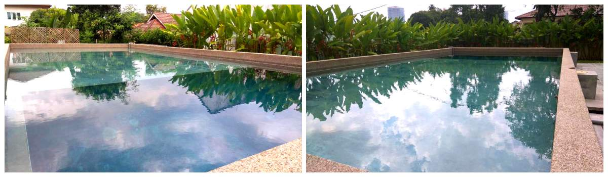 swimming lesson in KD